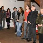 Návštěvníci výstavy netrpělivě očekávají vyhlášení ocenění