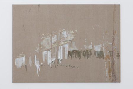 Bez názvu (Bawa), 2015, olej na plátně, 130x160 cm